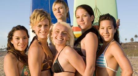 lesbian group pics