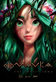 Mavka. The Forest Song Poster