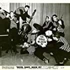 Rusty Brown & the Cell Block 7 in Rock Baby - Rock It (1957)