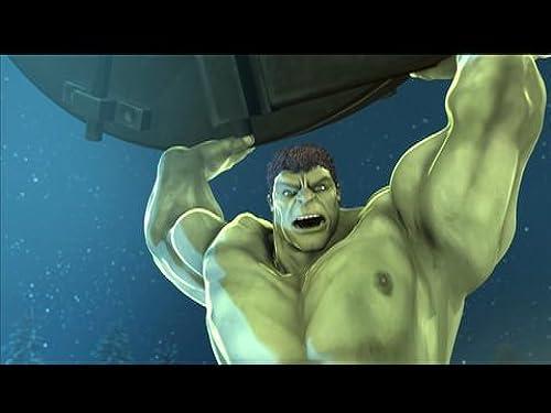 Marvel's Iron Man and Hulk: Heroes United