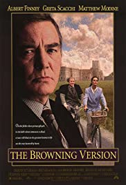 The Browning Version(1994) Poster - Movie Forum, Cast, Reviews