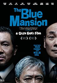 The Blue Mansion Poster