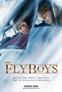 Torrent movie search download The Flyboys by Cristiano Bortone [720pixels]