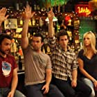 Charlie Day, Rob McElhenney, Kaitlin Olson, and Glenn Howerton in It's Always Sunny in Philadelphia (2005)