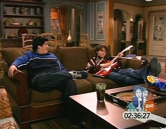 Drake y Josh 2×02 – Guitarra