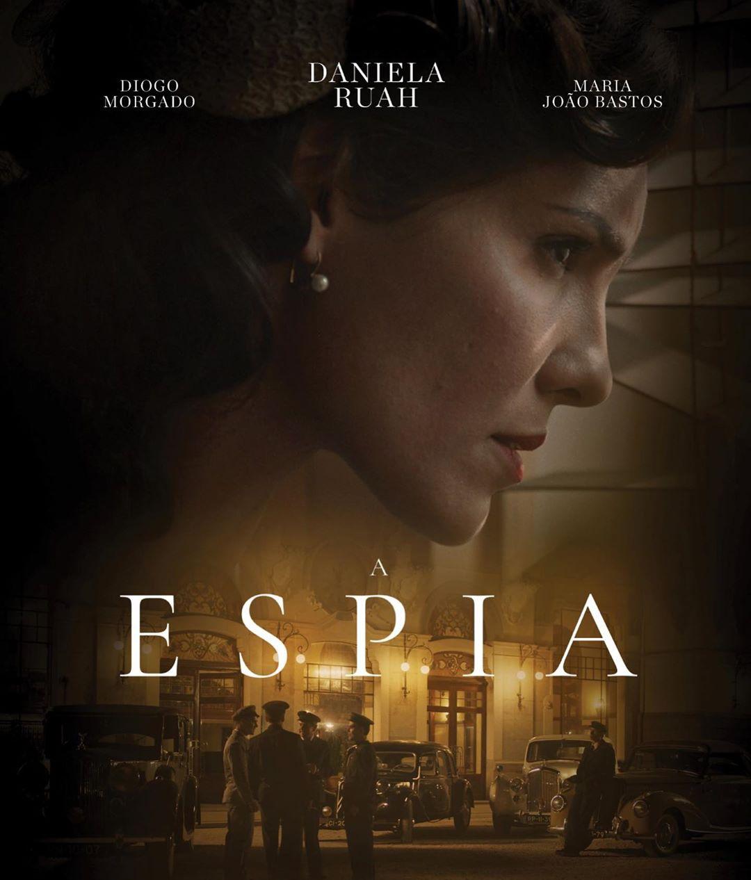 A Espia Tv Mini Series 2020 Imdb