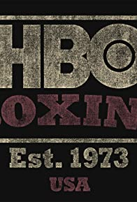 Primary photo for HBO Boxing