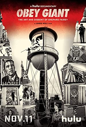 Movie Obey Giant (2017)