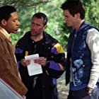 Adam Shankman, Al Thompson, and Shane West in A Walk to Remember (2002)