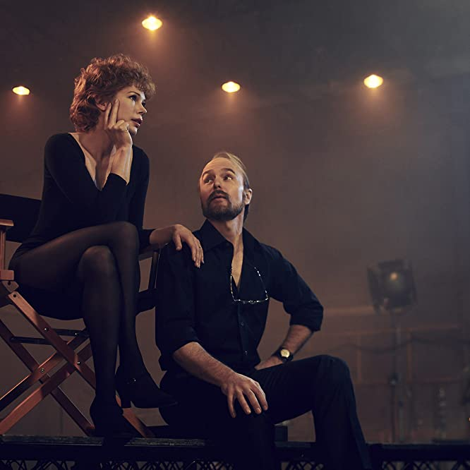 Sam Rockwell and Michelle Williams in Fosse/Verdon (2019)