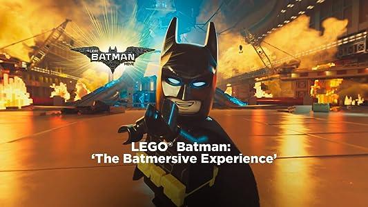 Batmersive VR Experience by Rob Schrab