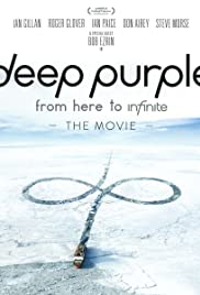 Deep Purple: From Here to InFinite Poster