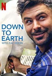 Down to Earth with Zac Efron Poster