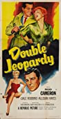 Double Jeopardy (1955) Poster