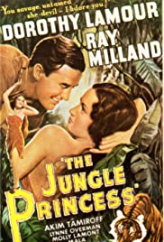The Jungle Princess Poster
