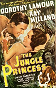 The Jungle Princess hd full movie download