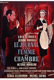 Le journal d'une femme de chambre (1965) Poster - Movie Forum, Cast, Reviews