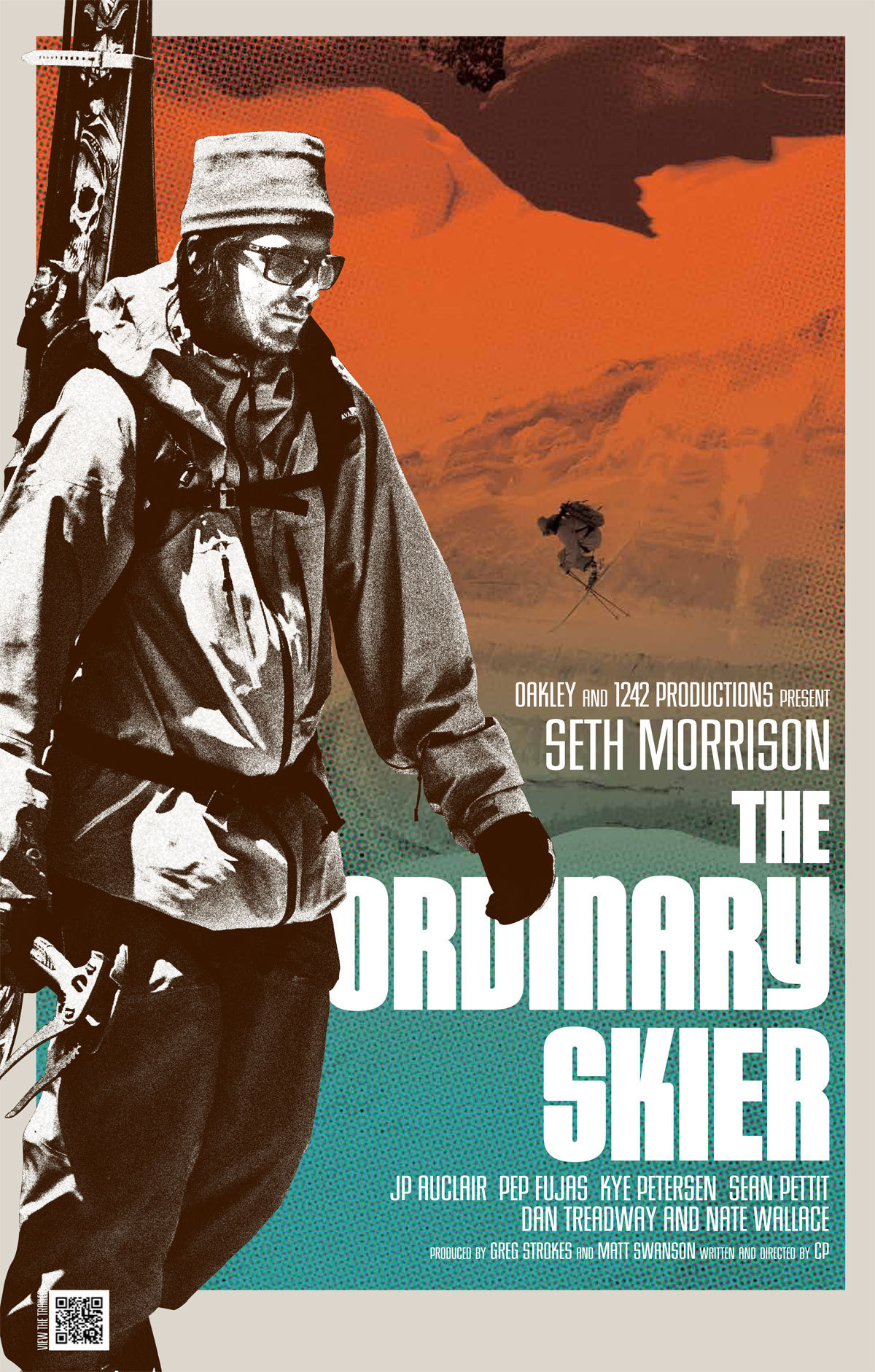 The Ordinary Skier on FREECABLE TV