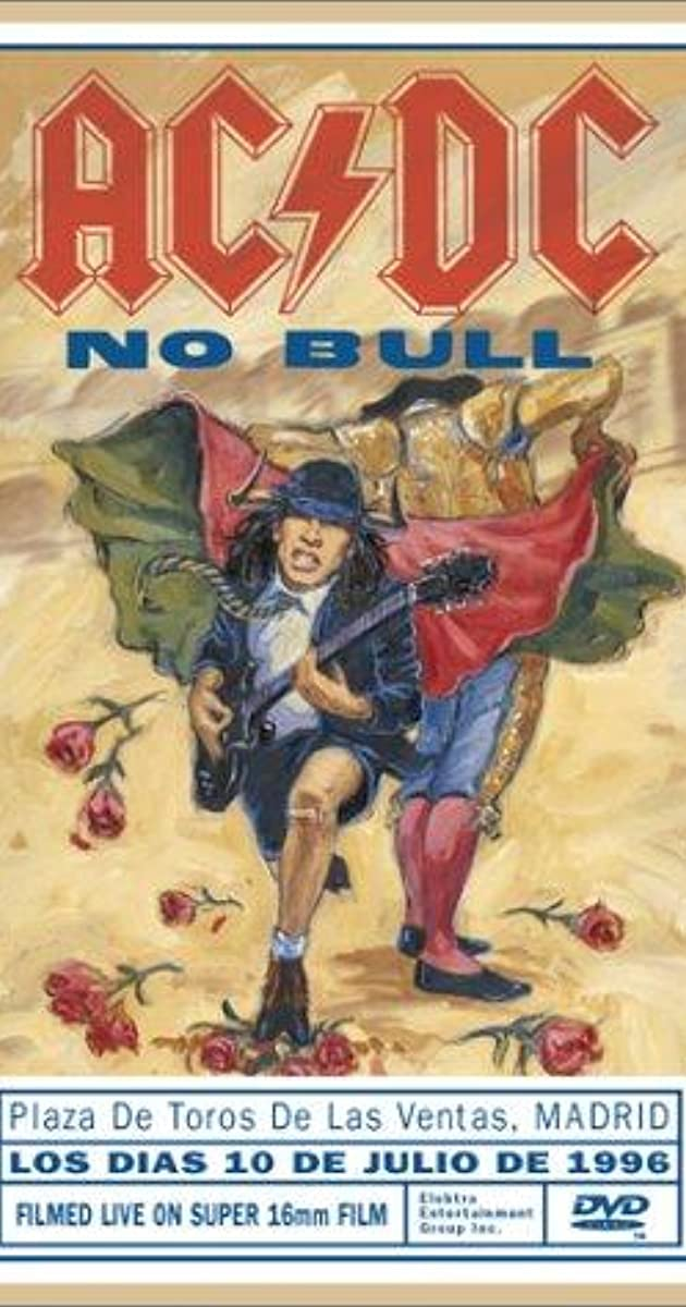 Subtitle of AC/DC: No Bull