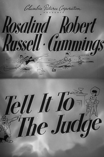 Tell It to the Judge (1949)