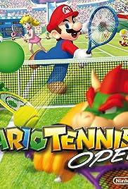 Mario Tennis Open Poster