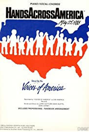 Voices of America: Hands Across America Poster