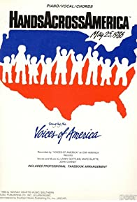 Primary photo for Voices of America: Hands Across America