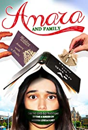 Amara and Family Poster