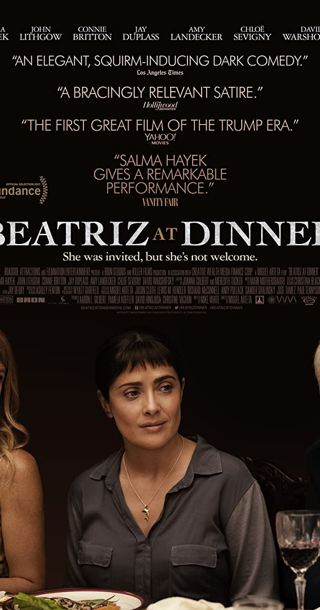 Subtitle of Beatriz at Dinner