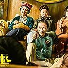 Ruitao Xie, Jia Song, Li Ma, and Haiyu Zhang in Yang Guang Bu Shi Jie Fei (2021)