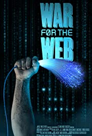 War for the Web Poster