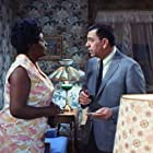 Virginia Capers and Jack Webb in Dragnet 1967 (1967)