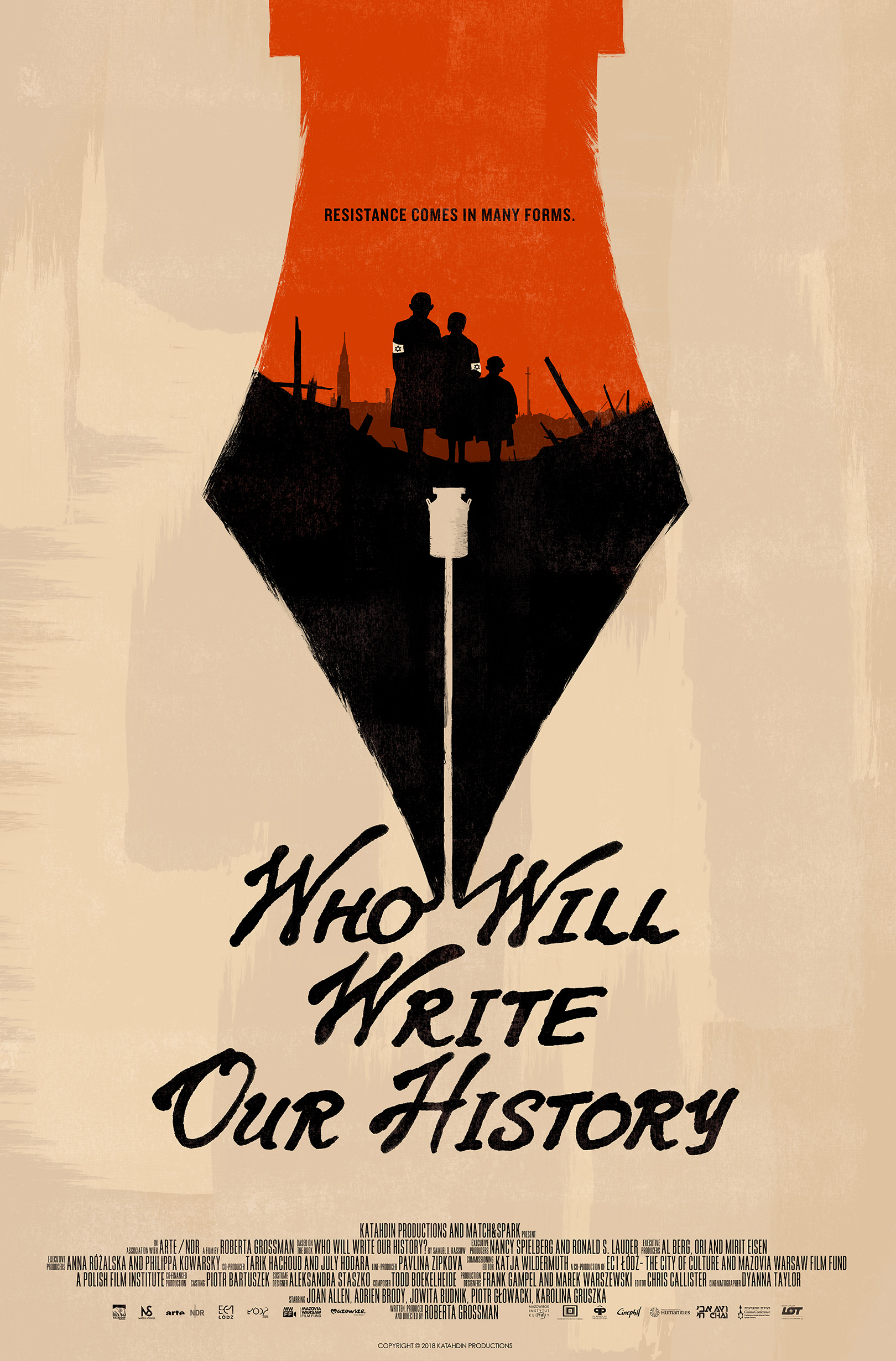 Who Will Write Our History (2018) - IMDb