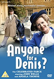Anyone for Denis? Poster