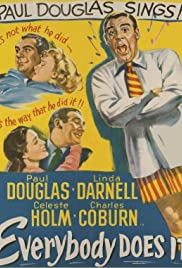 Everybody Does It (1949) Poster - Movie Forum, Cast, Reviews