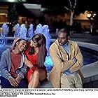 Morris Chestnut, Shad Moss, and Sandra Prosper in Like Mike (2002)