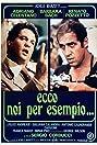Ecco noi per esempio... (1977) Poster