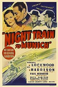 Night Train to Munich (1940)