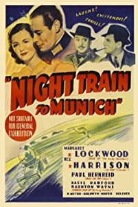 Movie english free download Night Train to Munich UK [BDRip]