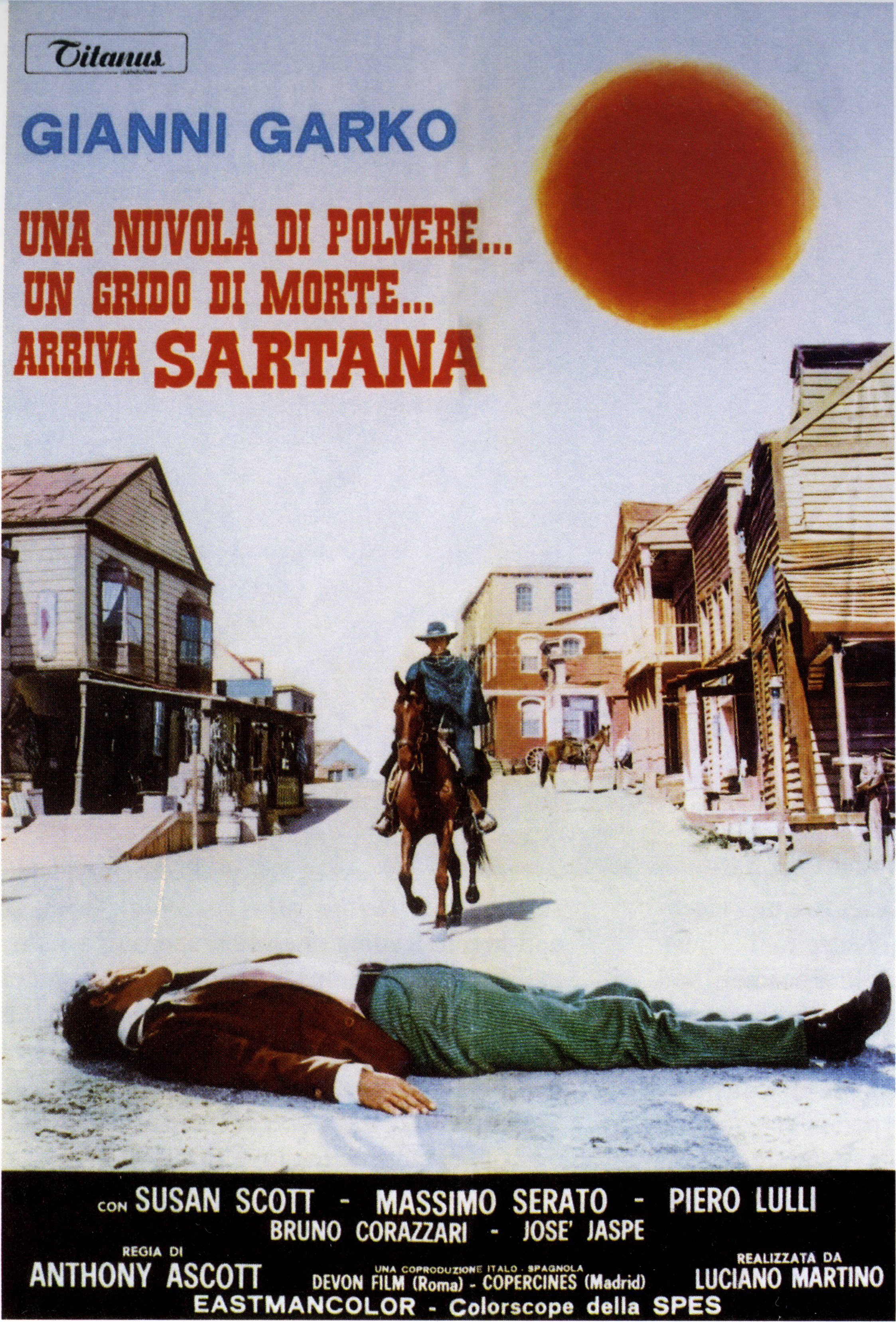 light the fuse... sartana is coming trailer