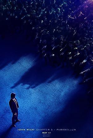 John Wick: Chapter 3 – Parabellum Poster