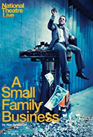 A Small Family Business Poster