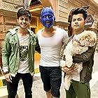 Siddharth Nigam and Abhishek Nigam in Hero Gayab Mode On (2020)