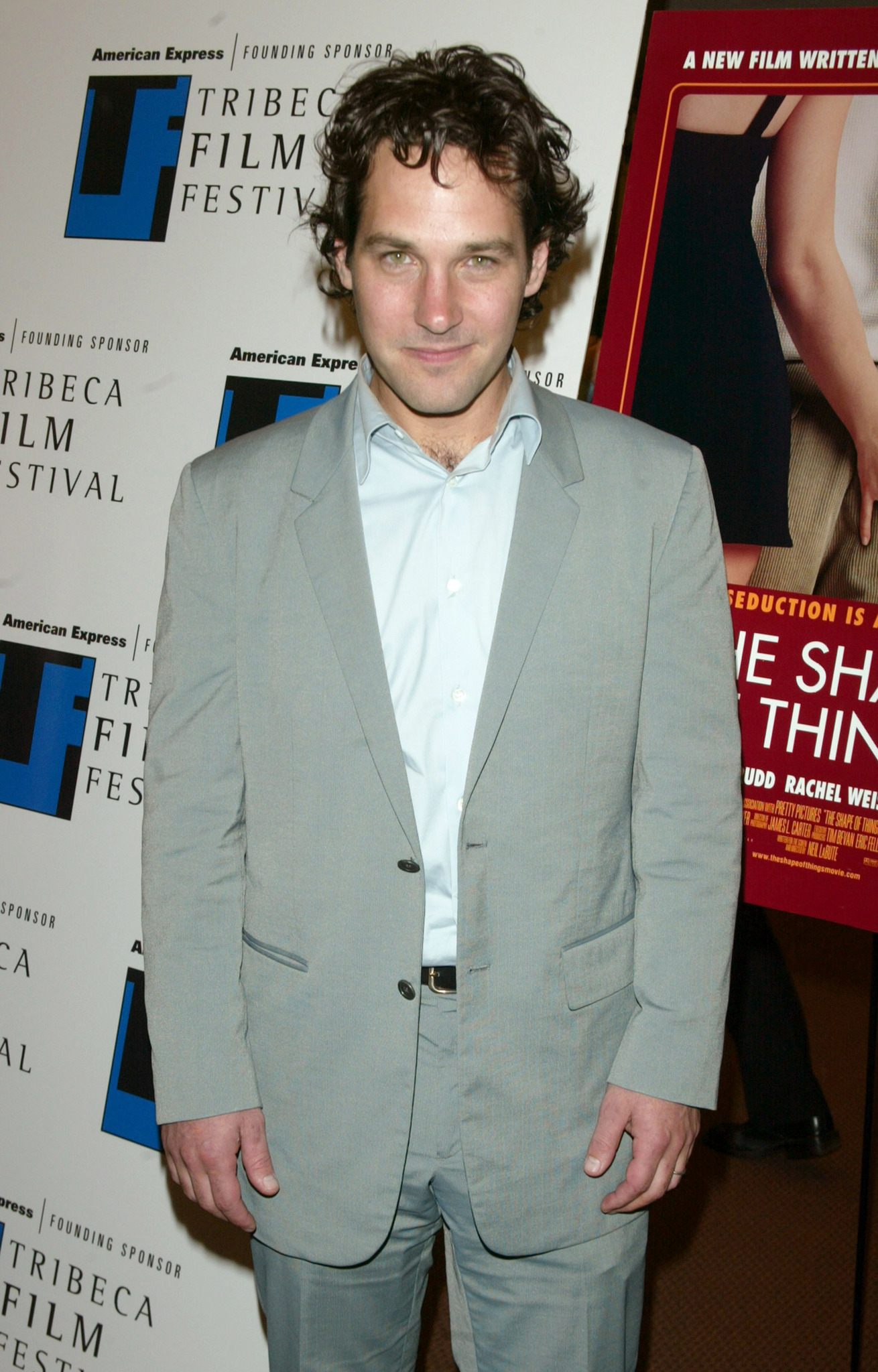Paul Rudd at an event for The Shape of Things (2003)