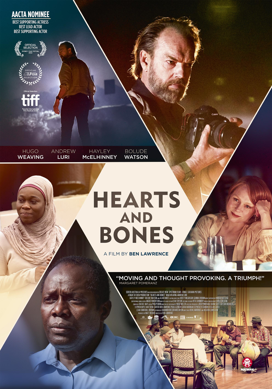 Hearts and Bones (2019) - IMDb
