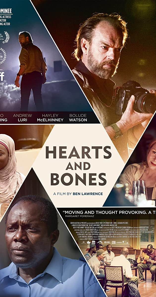 Subtitle of Hearts and Bones