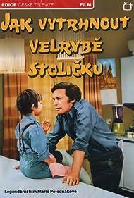 Tomás Holý and Frantisek Nemec in Jak vytrhnout velrybe stolicku (1977)