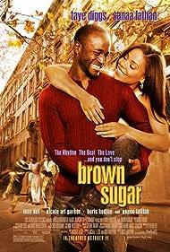 Taye Diggs and Sanaa Lathan in Brown Sugar (2002)