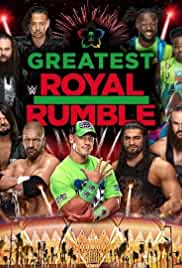 Watch Movie WWE Greatest Royal Rumble (2018)