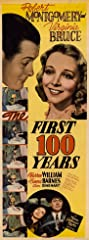 The First Hundred Years (1938) Poster